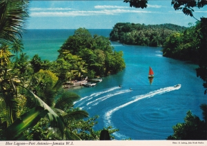Port Antonio postcard